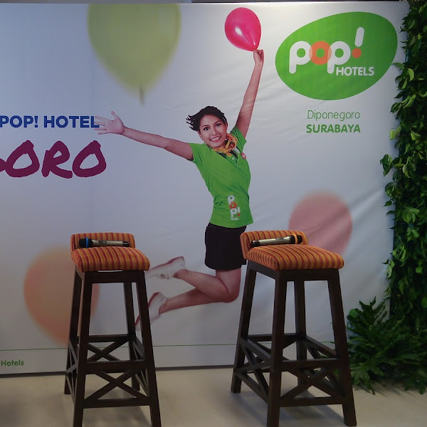 Green Launching Pop Hotel Diponegoro