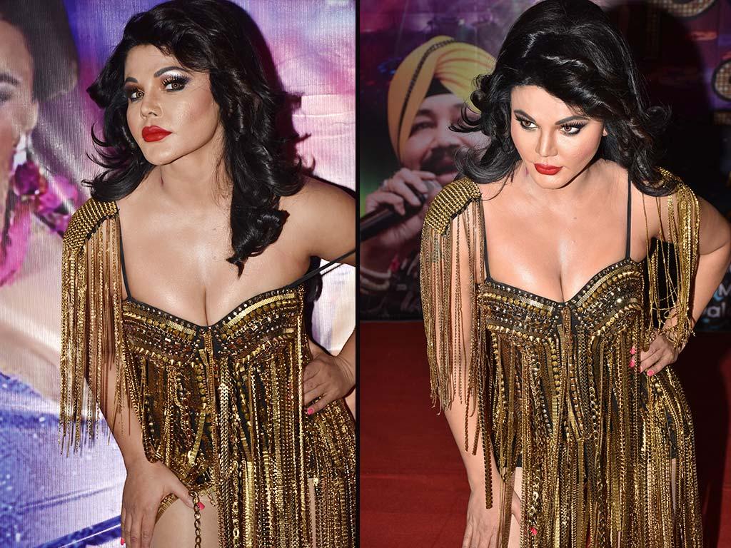 Girl rakhi sawant naked hogan