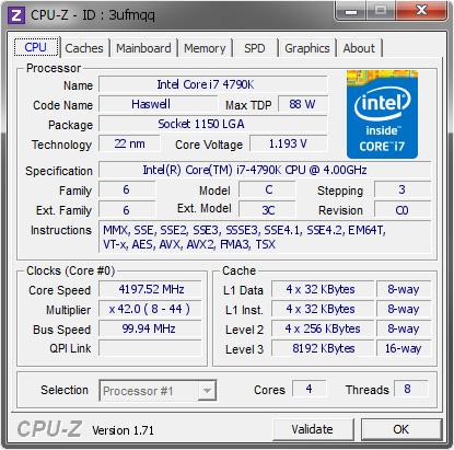 CPU-Z Terbaru