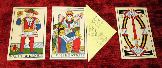 The TOE of 'Pataphysics: Le Hoodoo Tarot de Marseille