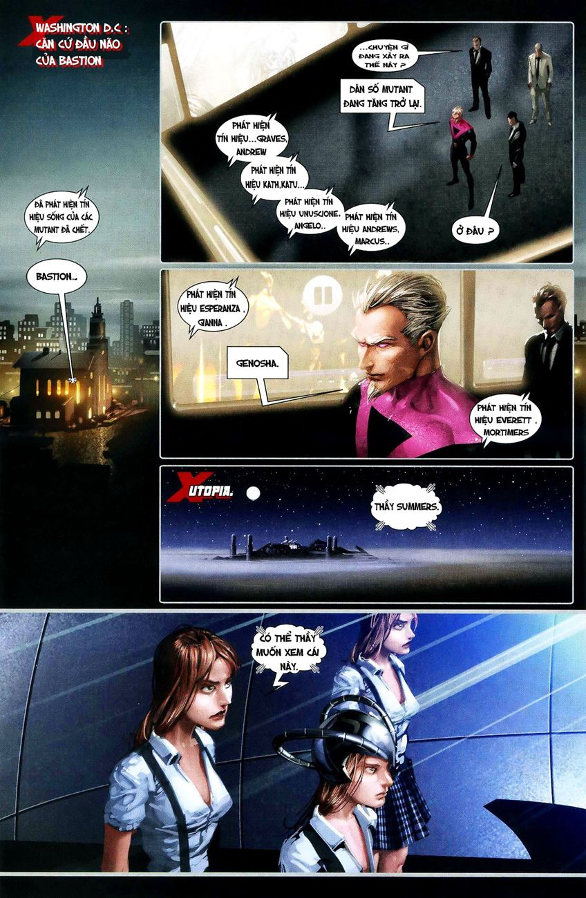 X-Men Necrosha chap 3 trang 22