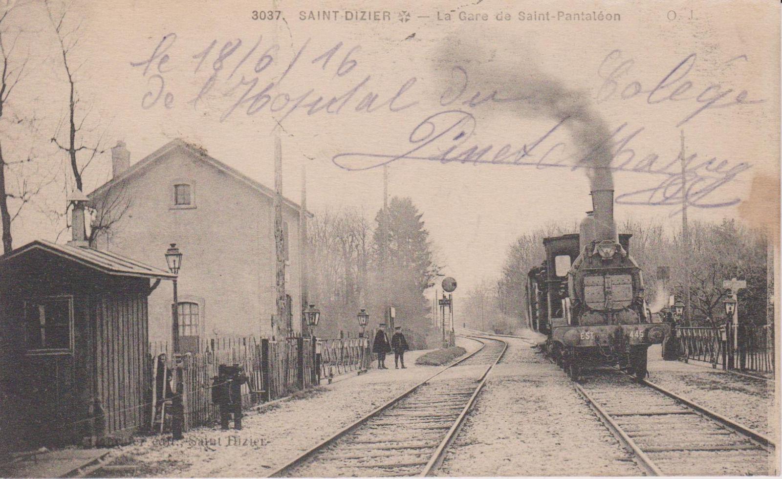 14 18 le blog de daniel saillant auguste kugler chef de for Saint dizier haute marne