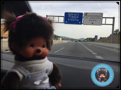 Diana la Monchhichi retourne en France