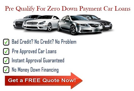 pre approved auto loan