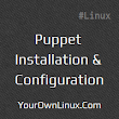 How to Install and Configure Puppet Master and Puppet Agent in Linux