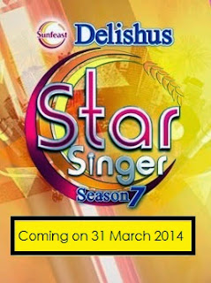 Star Singer Season 7 - Anchor, Judges, Contestants Details | Launching date of the show is on 31 March 2014