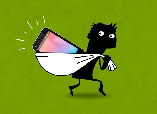 تطبيق لمنع سرقة هواتف الاندرويد عبر تشغيل الإنذار