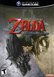 The Legend of Zelda: Twilight Princess cover