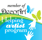 DecoArt® Helping Artist Program Member