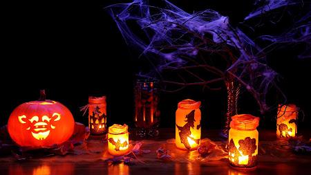 Halloween Decoration UHD