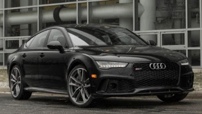 2017 audi rs 7 4.0t performance prestige sedan