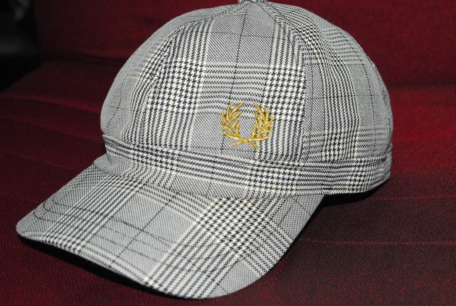 Kinabalu Rock Part Time Bundles  Topi Fred Perry 565989fac334