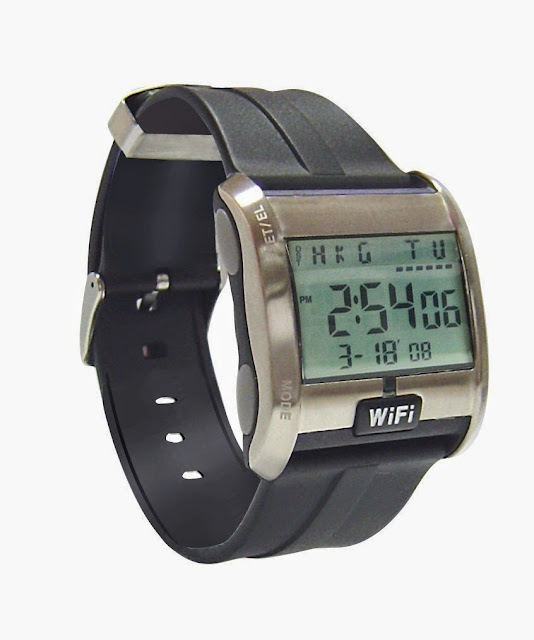 Smart and Innovative Gadget Watches (15) 3