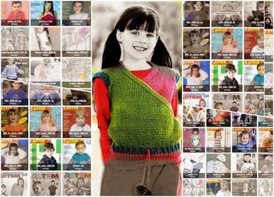 197 Revistas con ROPA INFANTIL patrones en ruso