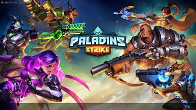 Cara Download Game Paladins Strike di Android
