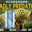 Book review: 'Scanorama: Deadly Predators' can entertain and teach all ages