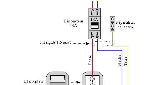 sch ma lectrique interrupteur schema electrique. Black Bedroom Furniture Sets. Home Design Ideas