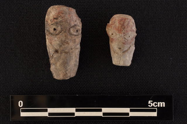 8,600-year-old findings unearthed in western Turkey's Ekşi Höyük