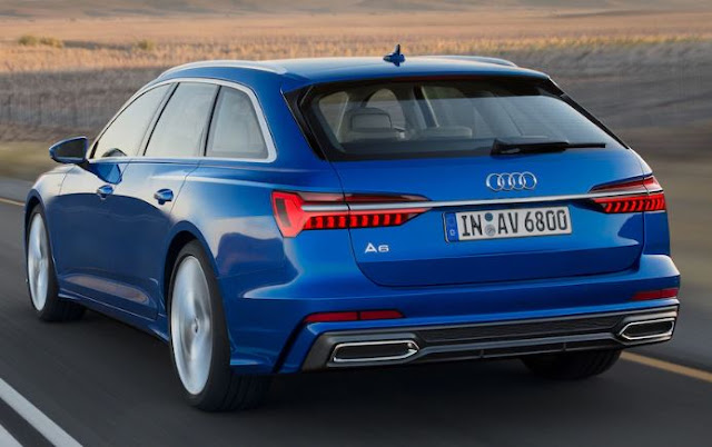 2019 AUDI A6 AVANT FORBIDDEN FRUIT REVIEW