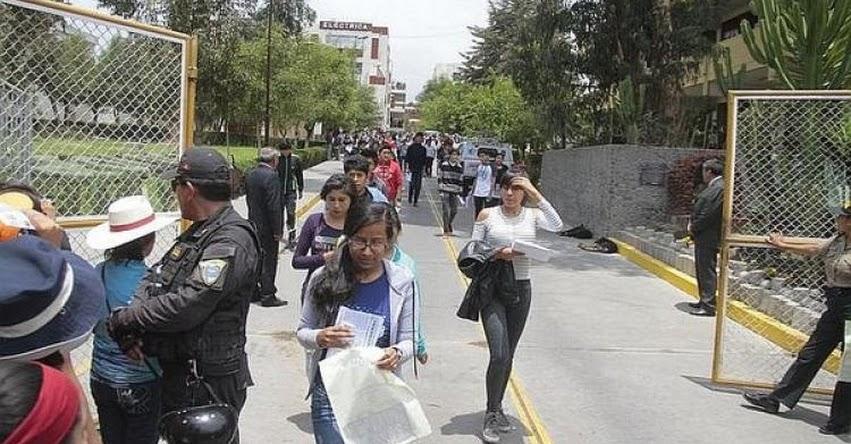 ADMISIÓN UNSA 2018: Inscripciones Examen de Admisión Centro Preuniversitario de la Universidad Nacional de San Agustín - CEPRUNSA II Fase - www.unsa.edu.pe