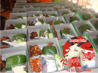 Nasi Box di Jatinangor