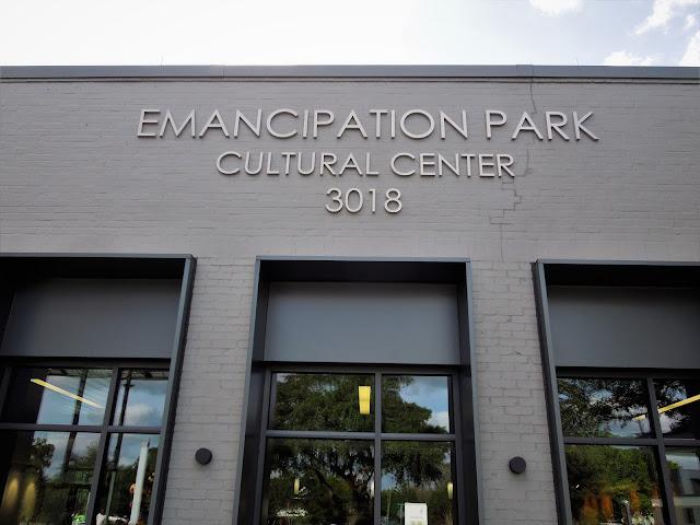 EMANCIPATION PARK CULTURAL CENTER - Houston, TX 77004