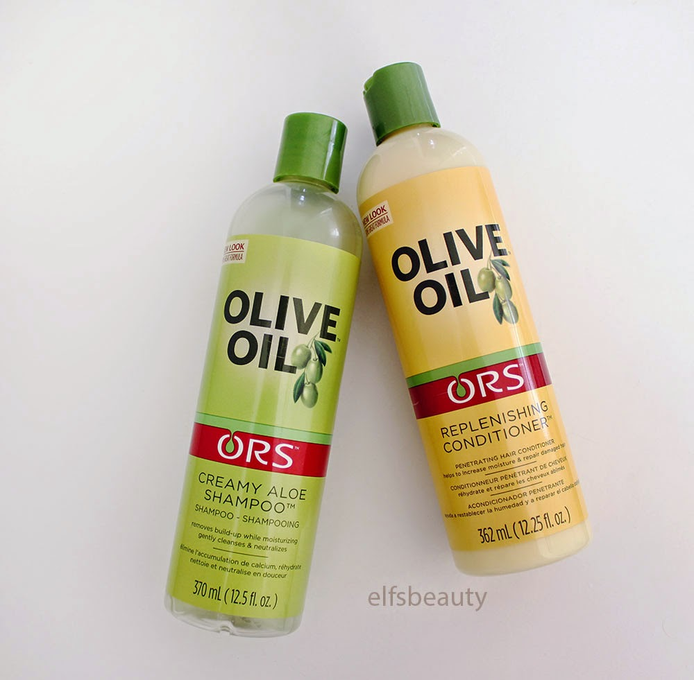 Olive Oil Replenishing Conditioner Review Natural Hair