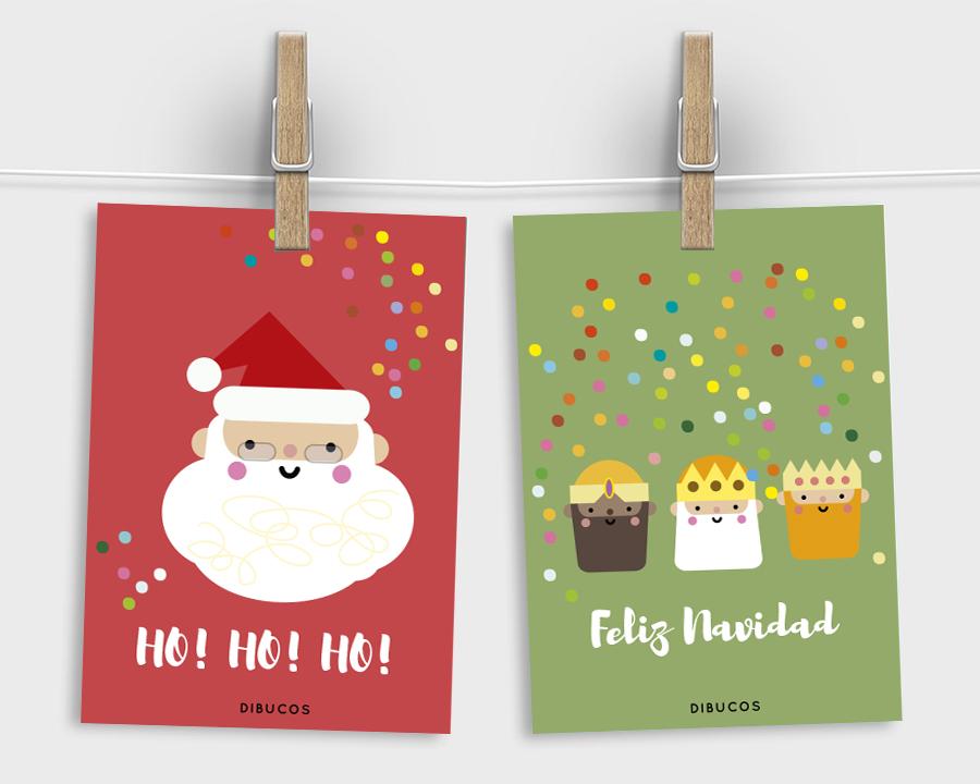 [freebie] Pack de imprimibles para una dibu Navidad perfecta