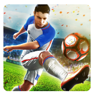 Final kick: Online football 4.8 Mod+OBB Android Download