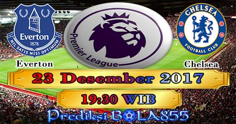 Prediksi Bola855 Everton vs Chelsea 23 Desember 2017