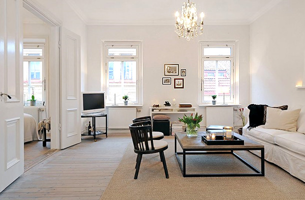 Why Can T All Apartments Be Like This Having Grown Up In Finland Means I M Used To Scandinavian Design Simplistic Bright Open Windows For Plenty Of