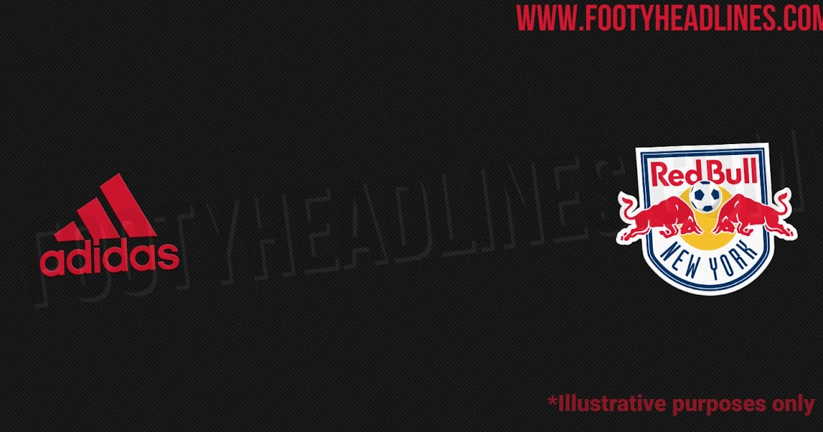 New York Red Bulls Schedule 2020 LEAKED: New York Red Bulls 2019 Away Kit to Be Black & Red   Footy