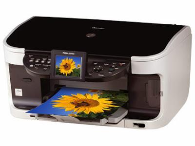 download Canon PIXMA MP800 Inkjet printer's driver