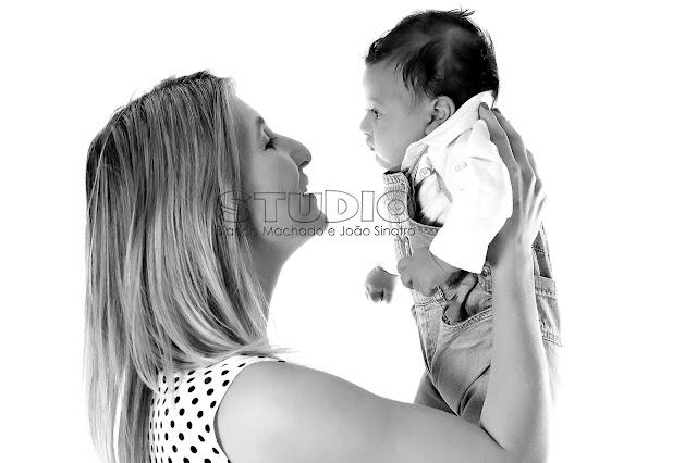 fotografias mamãe e bebê