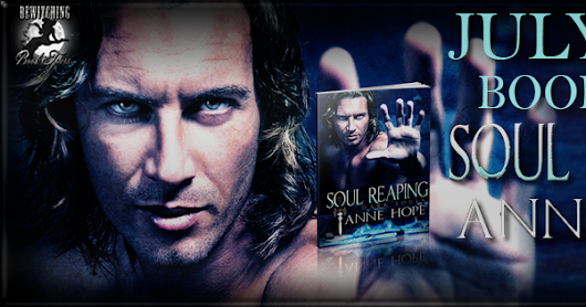 New Release Feature ~ Soul Reaping, Dark Souls Book 4, a PNR/UF by Anne Hope