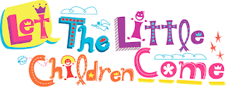 let the little children come logo