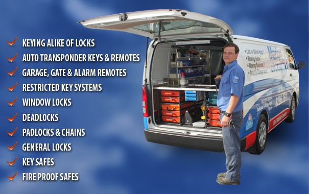 car locksmiths Adelaide
