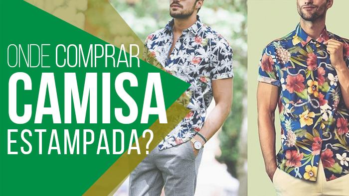E comentem também se vocês conhecem outras marcas que vendam Camisas  Estampadas 8f96b0c9198d3