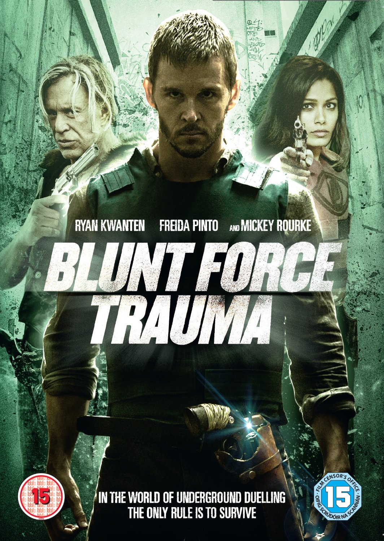 Blunt Force Trauma เกมดุดวลดิบ [HD][พากย์ไทย]