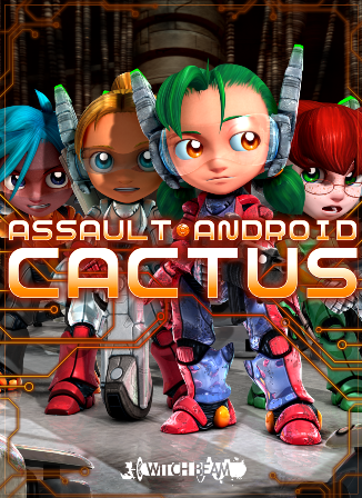 Game Assault Android Cactus for PC
