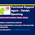 Danish Speaking Technical Support - Athens At least 1 year  Exp