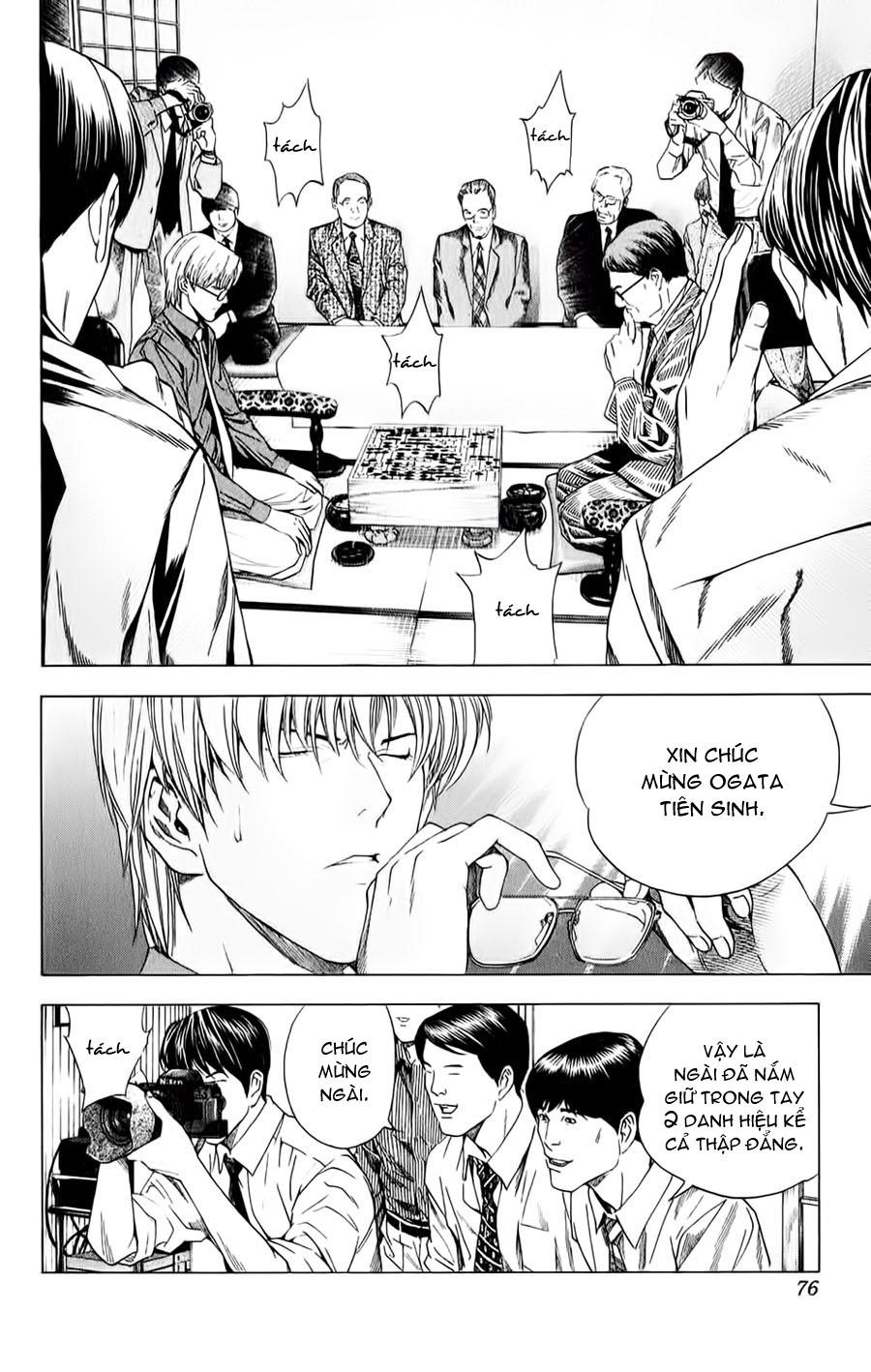 Hikaru No Go hikaru no go chap 143 trang 5