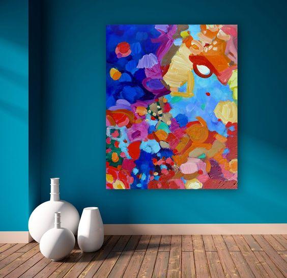 renkli tablolar