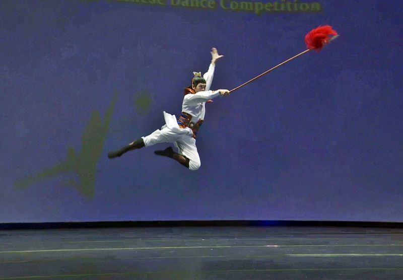 จูล่ง - สามก๊กใน NTD's International Classical Dance 2012