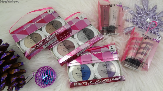 Hard Candy Eyeshadow & Lip Gloss Duo