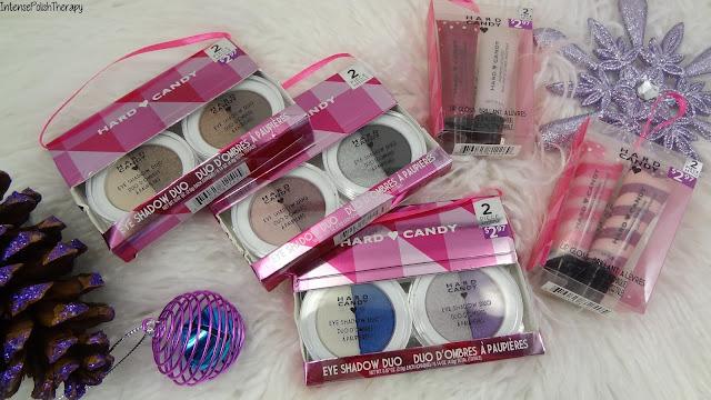 Hard Candy Eyeshadow & Lip Gloss Duo