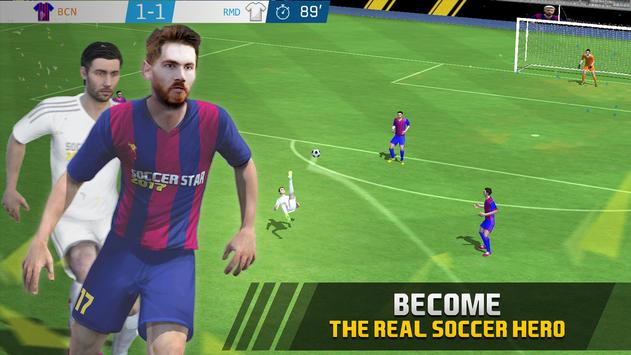 Download now Soccer Star 2018 free game for the phone