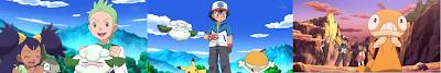 Pokemon Capitulo 29 Temporada 14 Cottonee Enamorado