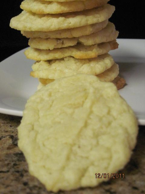 Easy Peasy Cream Cheese Cookies