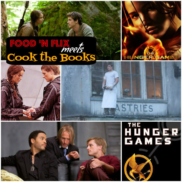 The Hunger Games | Food 'n Flix meets Cook the Books
